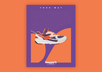 Saucony | Break the rules
